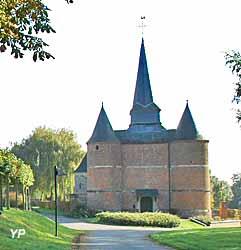 Eglise de Gronard (Christian Vanneau)