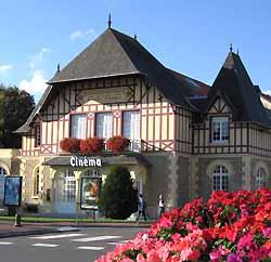 Ouistreham, cinéma Le Cabieu (doc. OT Ouistreham)