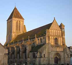 église Saint Samson de Ouistreham (doc. OT Ouistreham)
