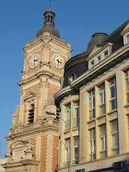 église Saint-Léger de Lens (doc. Office de Tourisme et du Patrimoine de Lens-Liévin)
