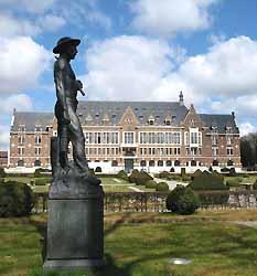 université Jean Perrin de Lens (doc. Office de Tourisme et du Patrimoine de Lens-Liévin)