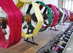 Musée de la cravate et du textile des collines du matin (Musée de la Cravate et du Textile)