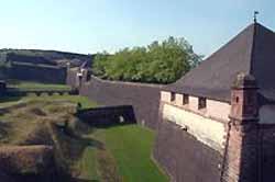 Belfort, les fortifications (doc. Photothèque Maison du Tourisme de Belfort et du Territoire de Belfort)