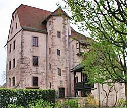 Château du Bucheneck (Mairie de Soultz-Haut-Rhin)