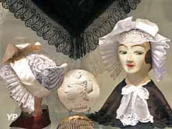 Château-Musée des coiffes et des traditions (Musée des coiffes des Ponts-de-Cé)