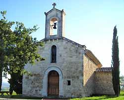 chapelle Notre-Dame-du-Roure à Tulette