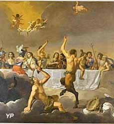 Le Festin des Dieux (Jan van Bijlert - 1603-1671)