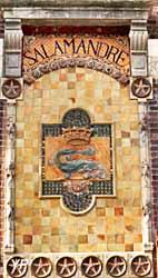 Circuit des céramiques - villa la Salamandre
