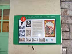 Parcours découverte « Sur les Pas de Victor Hugo »