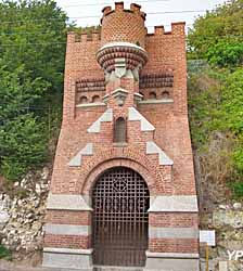 Porte du Moulinet (OT Ault)
