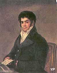 Musée Goya - Portrait de Francisco del Mazo (Francisco Goya)