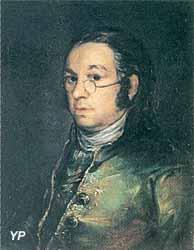 Musée Goya - Autoportrait (Francisco Goya)