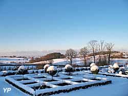 Wouwenberghof - Jardin de la ferme du Mont des récollets (Jardin du Mont des Récollets)