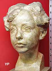 Buste de Marcel (Marcel Merignargues)