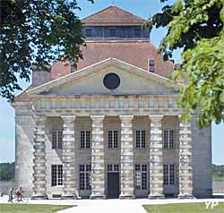 Saline royale d'Arc-et-Senans - maison du Directeur (CG 25)