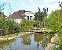 Saline royale d'Arc-et-Senans - septième promenade