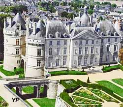 Château du Lude - jardin de la Source