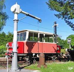 HistoRail, musée du chemin de fer (HistoRail)