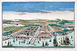 Vue de Batavia