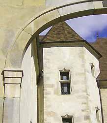 hôtel Henrion de Magnoncourt à Vesoul