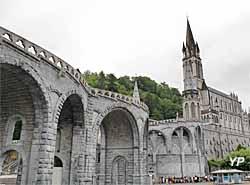 Sanctuaire Notre-Dame de Lourdes