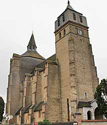 Collégiale Saint-Laurent d'Ibos