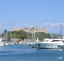 fort Vauban à Antibes