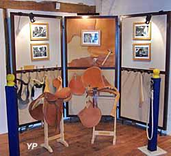 Musée du Veneur - selle Hermès