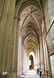 Cathédrale Saint-Gatien - bas-côté