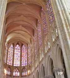 Cathédrale Saint-Gatien - choeur