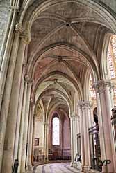Cathédrale Saint-Gatien - déambulatoire
