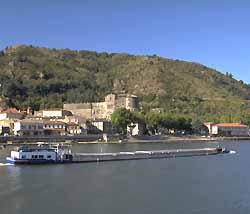 le Rhône à Tournon