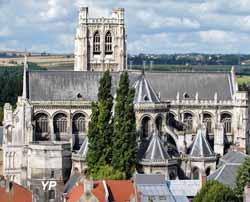 cathédrale Notre-Dame de Saint-Omer (Carl Peterolff)