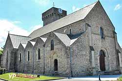 église Saint-Germain d'Auxerre de Barneville  (OT Barneville-Carteret)