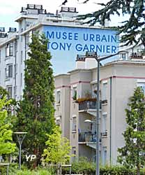Musée urbain Tony Garnier (F. Buyer / MUTG)