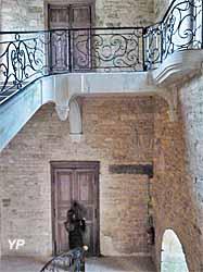 Escalier de l'aile Ouest