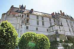 Château de Châteaudun - aile Longueville