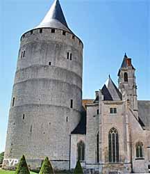 Donjon et Sainte-chapelle