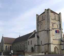 abbaye Notre-Dame de Jouarre (doc. OT Jouarre)