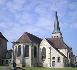 église Saint-Pierre Saint-Paul de Jouarre (doc. OT Jouarre)