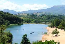 lac de Saint-Pée (doc. OT St-Pée/Heurocom)