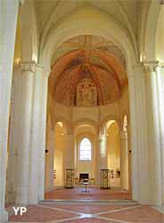 Collégiale Sainte Croix (OT Loudun)