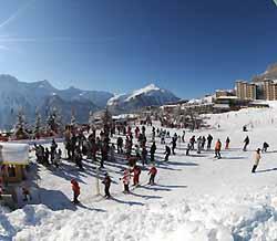 ski à Orcières (doc. Gilles Baron)
