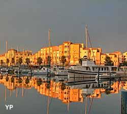 Port Leucate (Office de Tourisme Leucate Méditerranée)