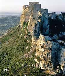 château des Baux-de-Provence (doc. Cultrespaces)