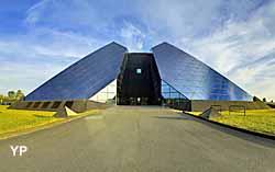 Pyramide des Métiers d'Art (Cité de l'Or)