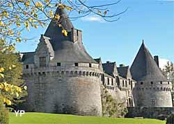 Château des Rohan (M. Langle - OT Pontivy Communauté)