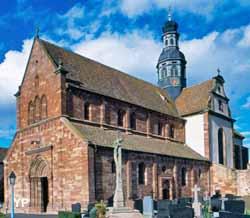 Abbatiale Saint-Cyriaque (OT Molsheim-Mutzig)