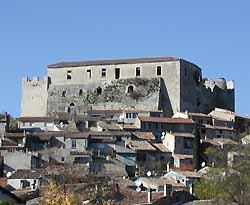 château de Gréoux-les-Bains (doc. OT Gréoux-les-Bains)