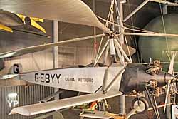 Autogire Cierva C8.L II